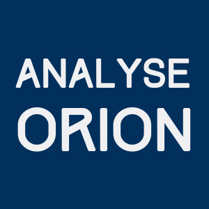analyse orion