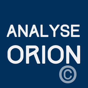 analyse orion par AFM42